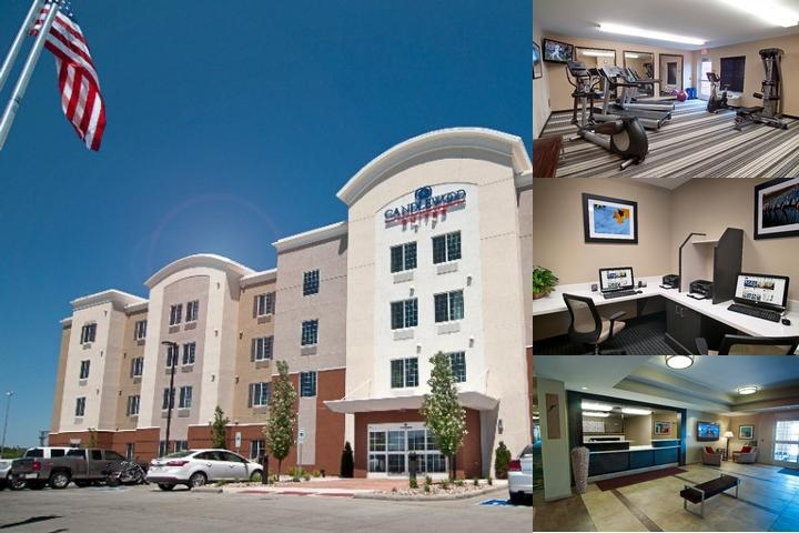Candlewood Suites Sioux Falls photo collage
