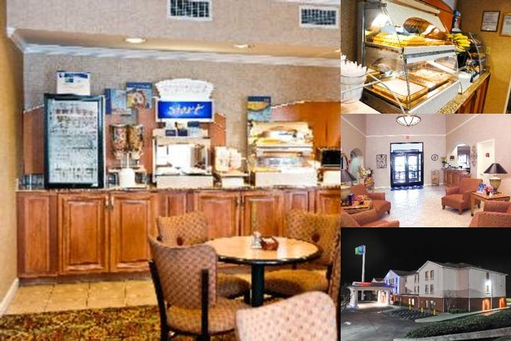 Baymont Inn & Suites Fultondale photo collage