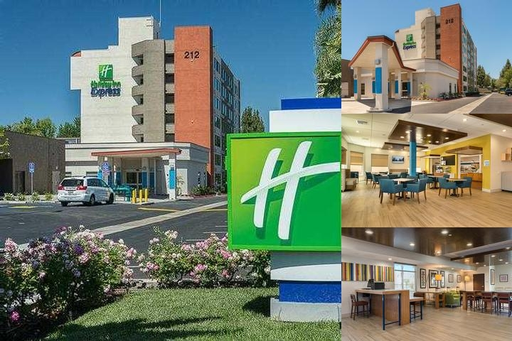Holiday Inn Express Fullerton Anaheim photo collage