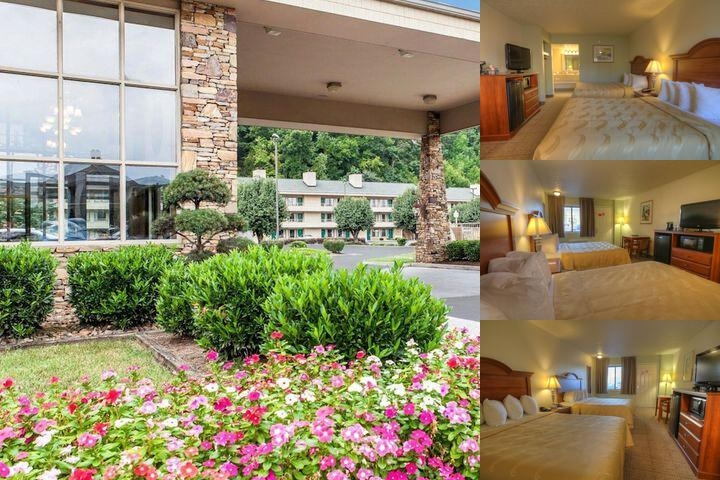 Quality Inn & Suites at Dollywood Lane photo collage