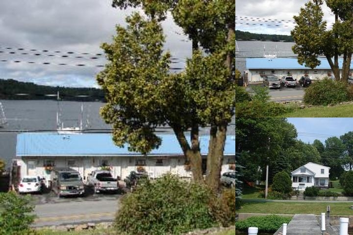 Captain's Cove Motel & Marina photo collage