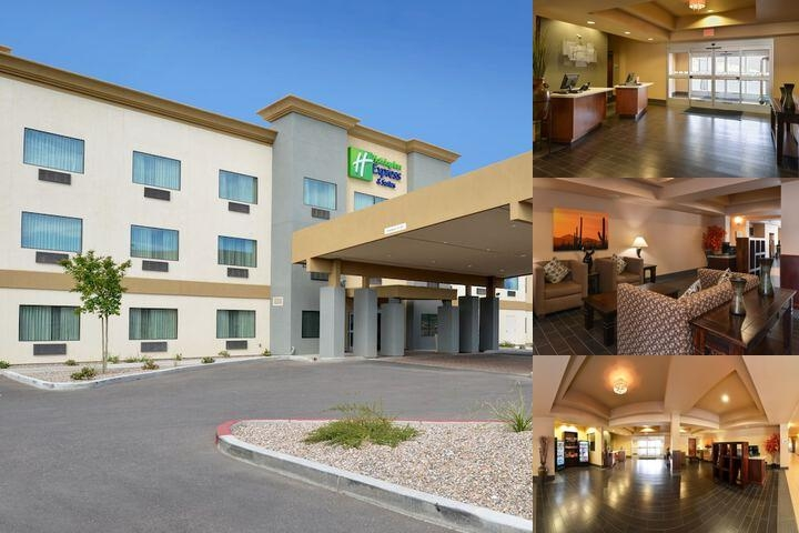 Holiday Inn Express & Suites Globe photo collage