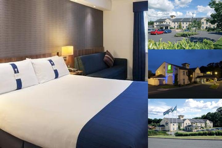 Holiday Inn Express Glenrothes photo collage