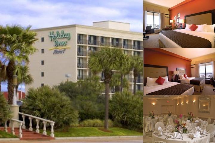 Holiday Inn 174 Resort Galveston On The Beach Galveston Tx
