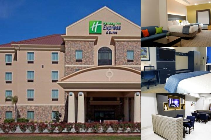 Holiday Inn Express & Suites Texas City photo collage