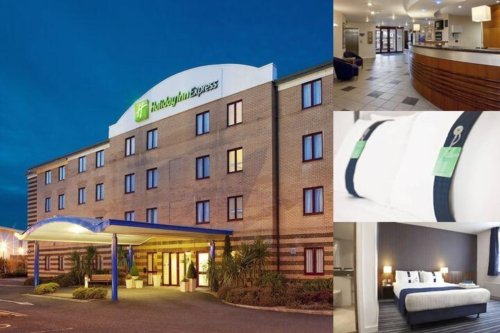 Holiday Inn Express Greenock photo collage