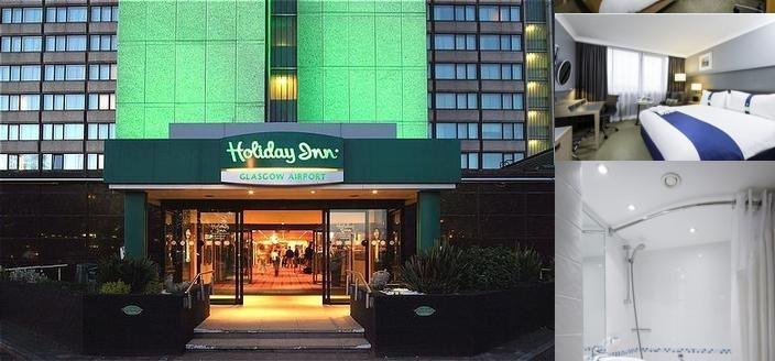 Holiday Inn Glasgow Airport photo collage