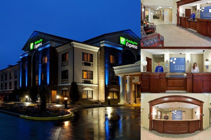 Holiday Inn Express Grove City (Outlet Center) photo collage