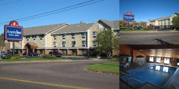 Americinn of Bloomington East / Airport photo collage