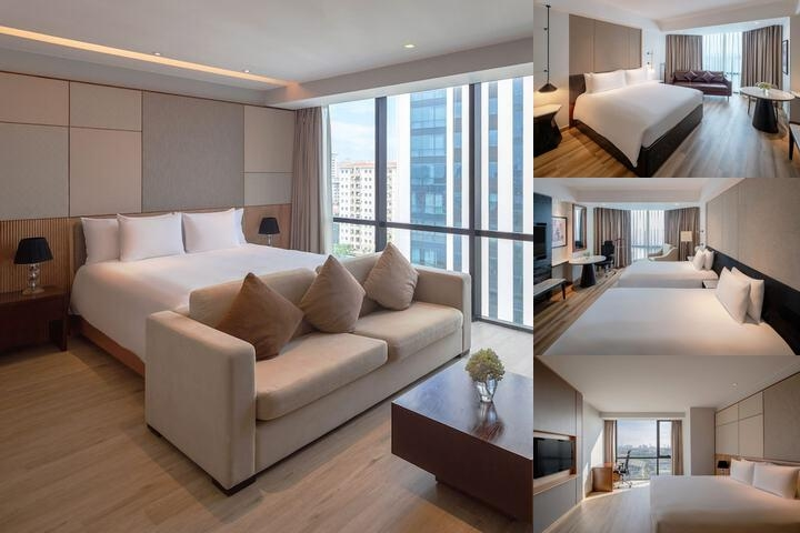 Crowne Plaza West Hanoi Residences photo collage