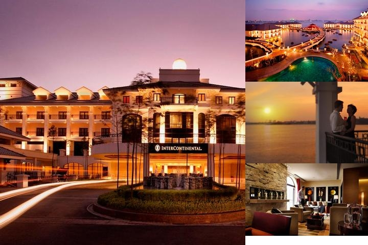 Intercontinental Hanoi Westlake photo collage
