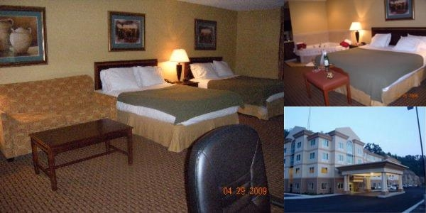 Holiday Inn Express & Suites Hazard photo collage