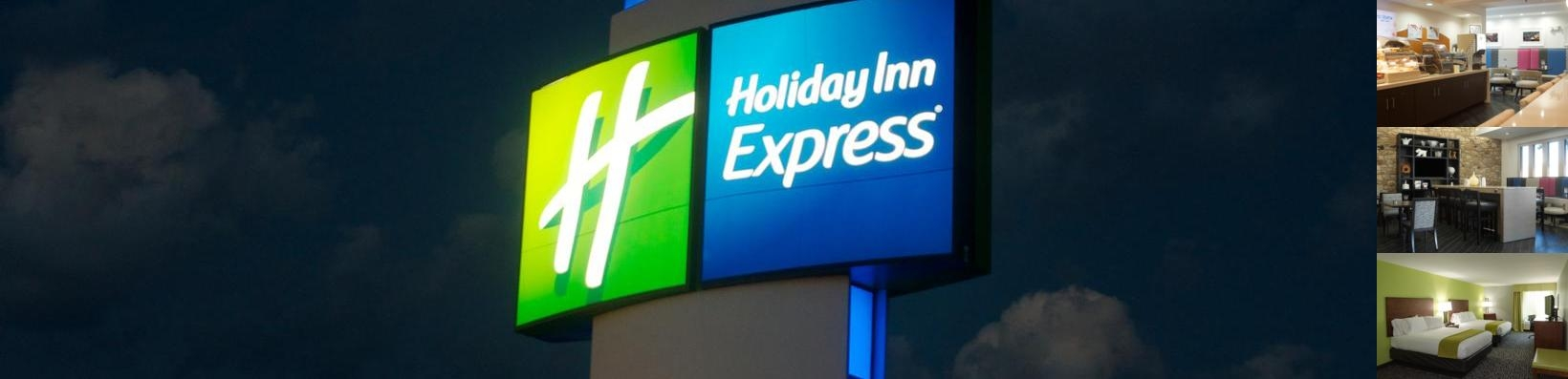 Holiday Inn Express Hickory Hickory Mart photo collage