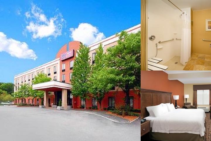 Hampton Inn Haverhill photo collage