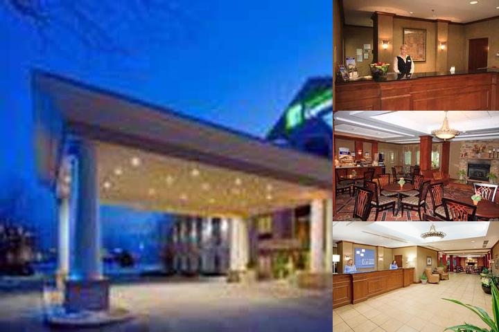 Holiday Inn Express & Suites Hagerstown photo collage