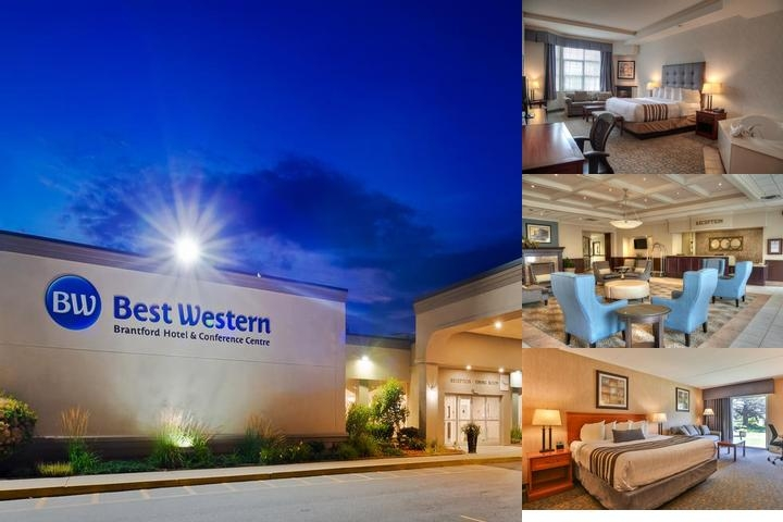 Best Western Plus Brant Park Inn & Conference Cent photo collage