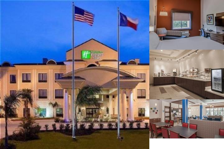 Holiday Inn Express Suites Houston Alvin Tx 900 South Loop 35 77511