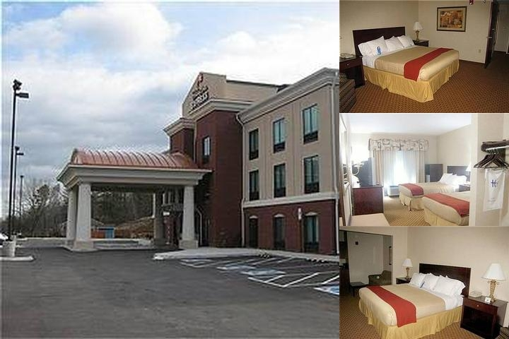 Holiday Inn Express & Suites Harriman photo collage