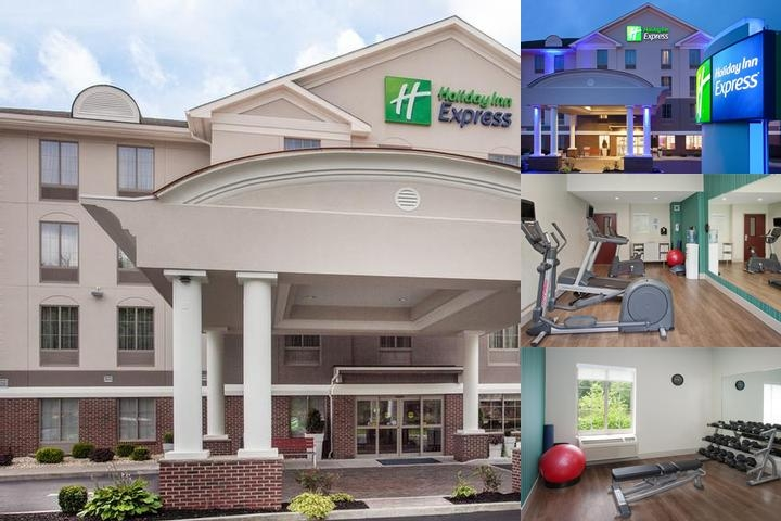 Holiday Inn Express Haskell Wayne Area photo collage