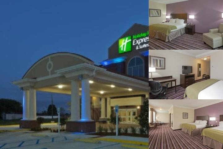 Holiday Inn Express & Suites Raceland Highway 90 photo collage