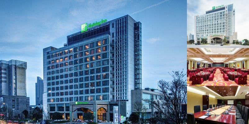 Holiday Inn Taizhou Cmc photo collage