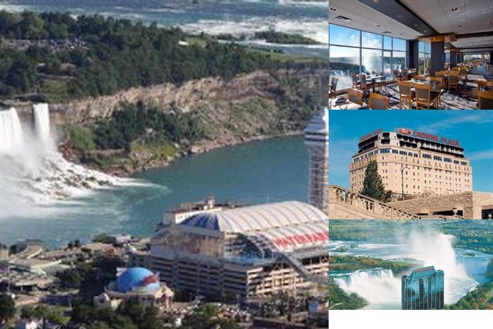 Crowne Plaza Niagara Falls Fallsview photo collage