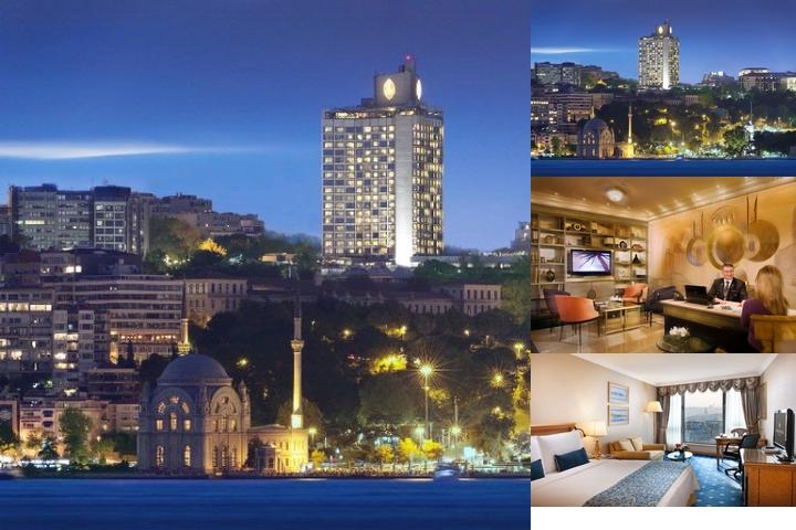 Intercontinental Istanbul photo collage