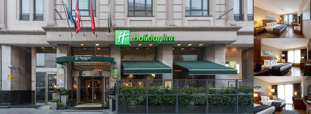 Holiday Inn Istanbul Sisli photo collage