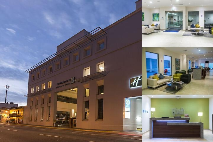 Holiday Inn Express Xalapa photo collage