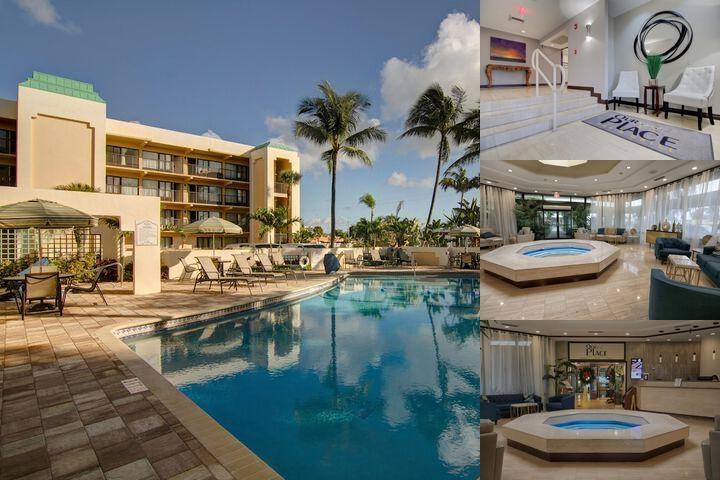 Boca Raton Plaza Hotel Suites Photo Collage