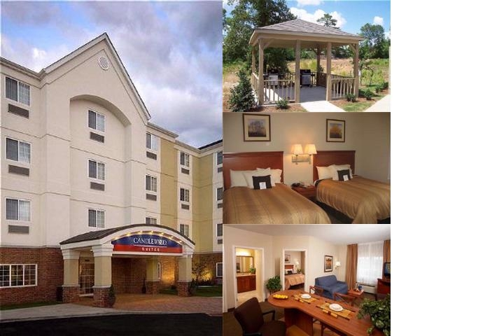 Candlewood Suites Pearl photo collage