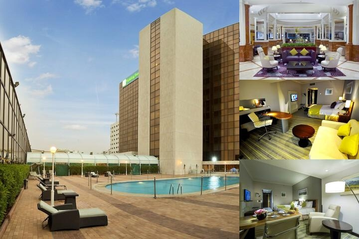 Holiday Inn Jeddah Al Salam photo collage