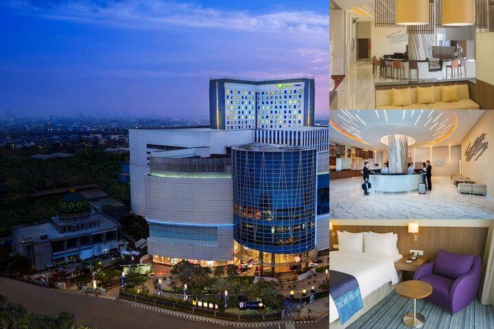 Holiday Inn Express Jakarta Pluit Citygate photo collage