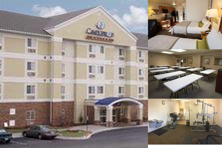 Candlewood Suites Joplin photo collage