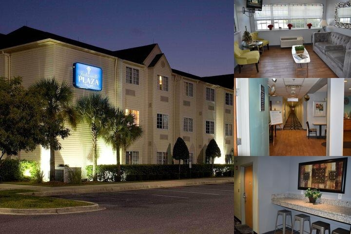 Jacksonville Plaza Hotel & Suites photo collage