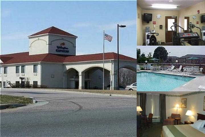 Holiday Inn Express Kernersville photo collage