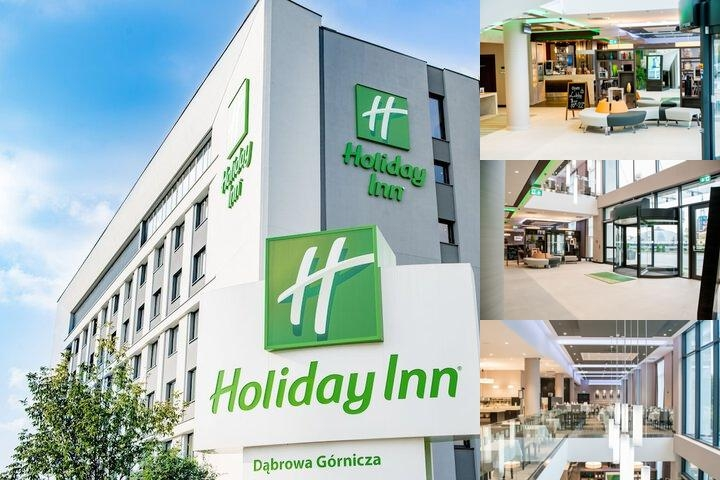 Holiday Inn Dabrowa Gornicza photo collage