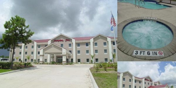 Hampton Inn Deer Park photo collage