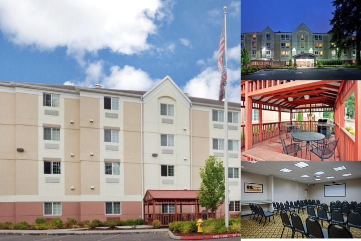 Candlewood Suites Olympia / Lacey photo collage