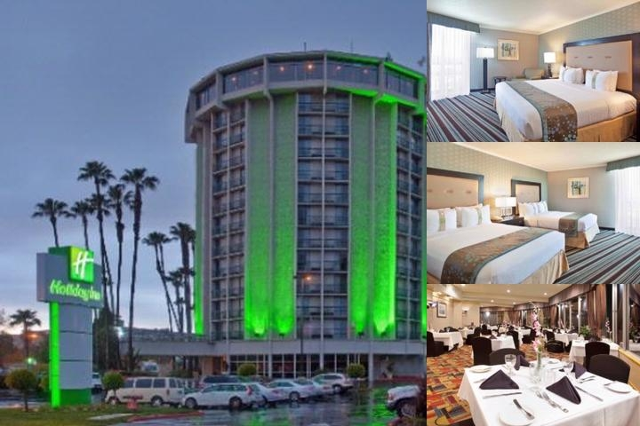 Holiday Inn Long Beach Airport photo collage
