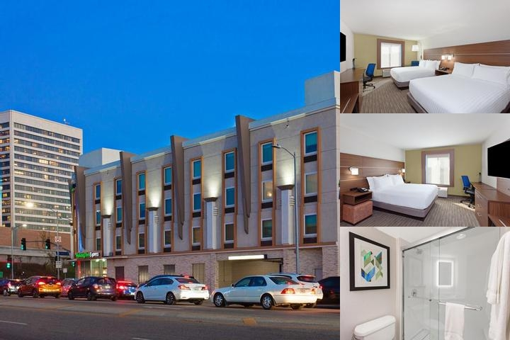Holiday Inn Express West Los Angeles photo collage