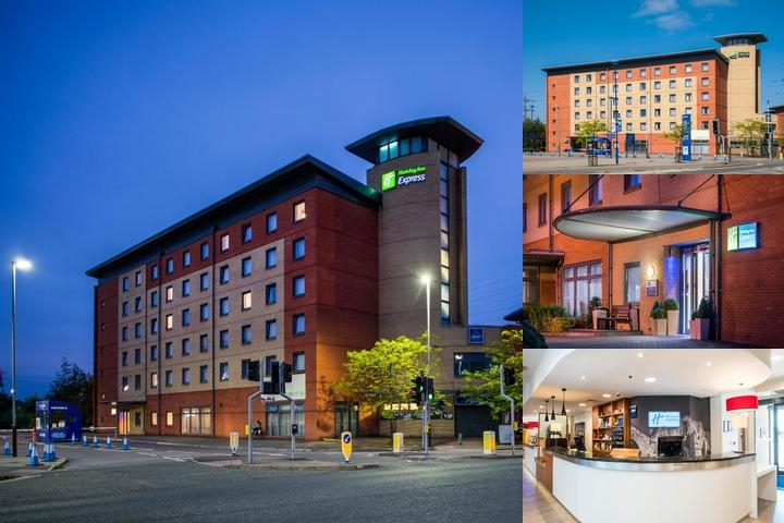 Holiday Inn Express Leicester City photo collage