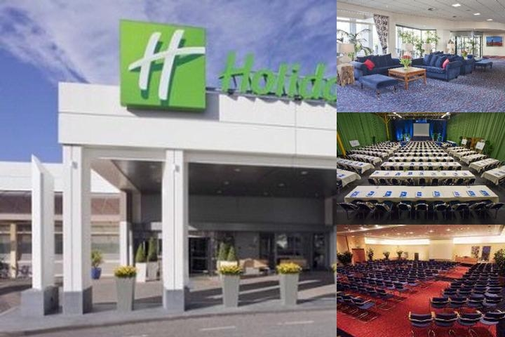 Holiday Inn Leiden photo collage