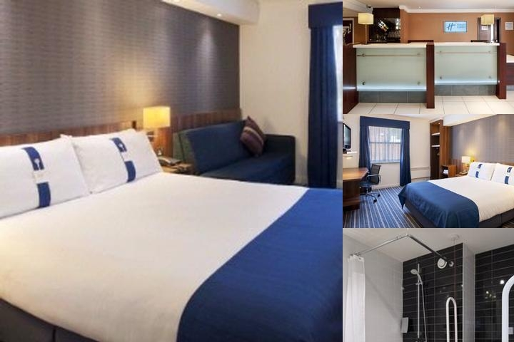 Holiday Inn Express Leeds East photo collage