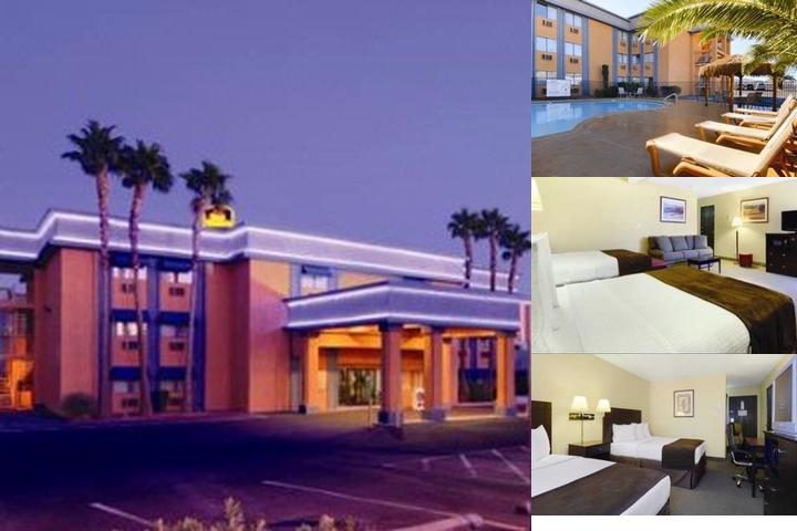 Best Western Mccarran Inn photo collage