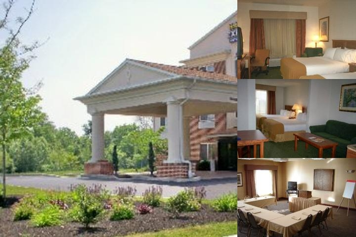 Holiday Inn Express & Suites Lancaster Lititz photo collage
