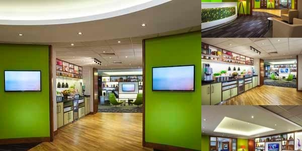 Holiday Inn London Bloomsbury photo collage