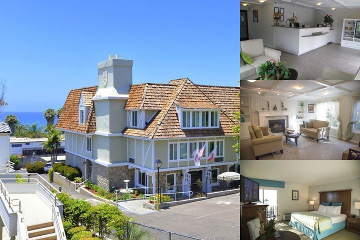 Clarion Del Mar Inn Hotel photo collage