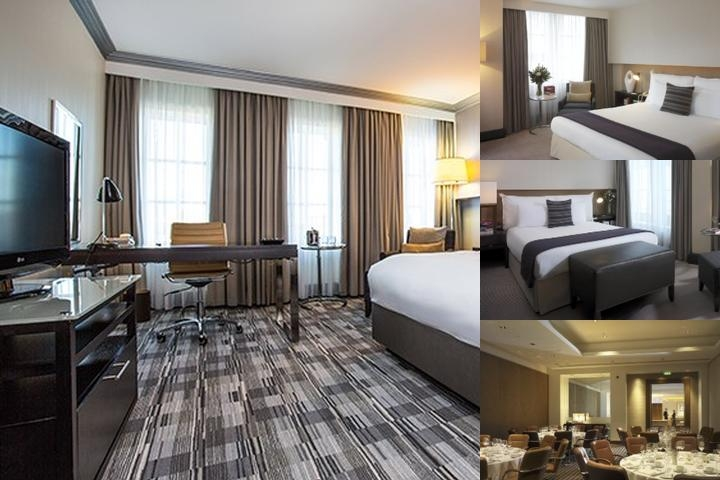 Crowne Plaza London The City photo collage