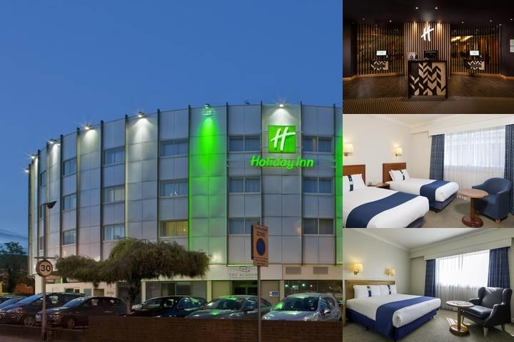 Holiday Inn London Heathrow Ariel photo collage